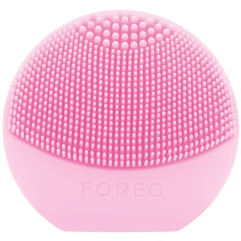 Foreo Luna™ Play spazzola sonica per la pulizia del viso colore Petal Pink (Up to 100 Uses, Non Rechargeable)