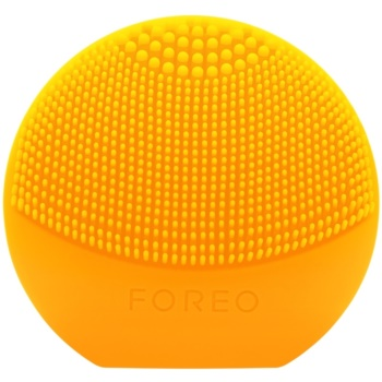 Foreo Luna™ Play spazzola sonica per la pulizia del viso colore Sunflower Yellow (Up to 100 Uses, Non Rechargeable)