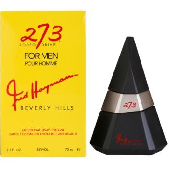 Fred Haymans 273 eau de toilette per uomo 75 ml