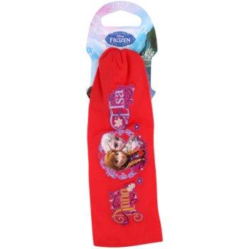 Frozen Princess cerchietto per capelli in cotone dai 3 anni in su (Red)
