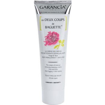 Garancia In 2 Shakes of a Wand crema struccante anti-age + Japanese Ritual Facecloths 120 g
