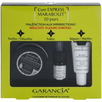 Garancia Marabout set di cosmetici I.
