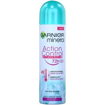 Garnier Mineral Action Control Thermic deodorante antitraspirante in spray (Mineralite Ultra-Absorbent 72h) 150 ml