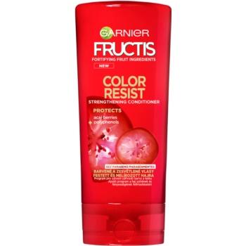 Garnier Fructis Color Resist balsamo rinforzante per capelli tinti (Fortifying Balm) 200 ml