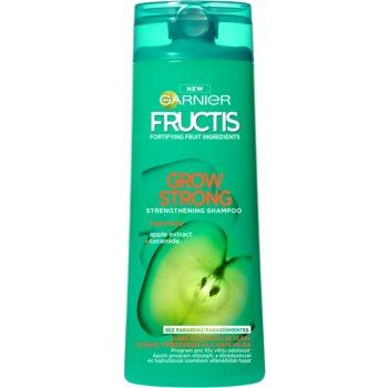 Garnier Fructis Grow Strong shampoo rinforzante per capelli deboli 400 ml