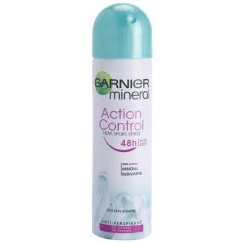 Garnier Mineral Action Control antitraspirante spray 48h (Heat, Sport, Stress Protection) 150 ml