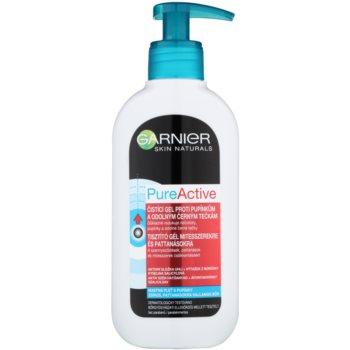 Garnier Pure Active gel detergente contro i punti neri 200 ml