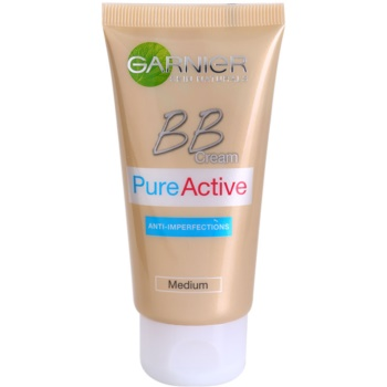 Garnier Pure Active BB cream contro le imperfezioni della pelle Medium (5 in1 Anti-Imperfections) 50 ml