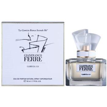 Gianfranco Ferré Camicia 113 eau de parfum per donna 50 ml