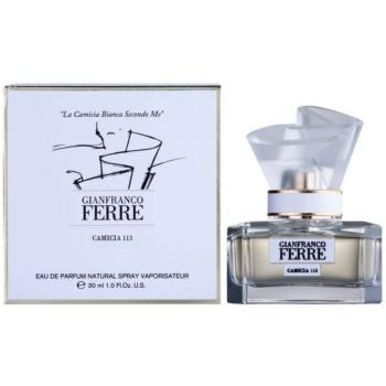 Gianfranco Ferré Camicia 113 eau de parfum per donna 30 ml