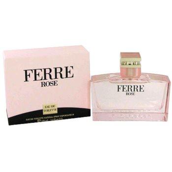 Gianfranco Ferré Ferré Rose eau de toilette per donna 50 ml