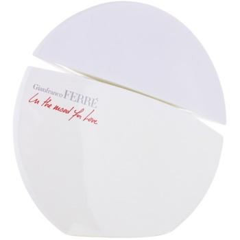 Gianfranco Ferré In The Mood for Love eau de parfum per donna 100 ml