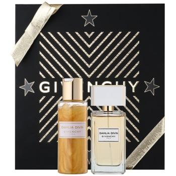 Givenchy Dahlia Divin kit regalo III eau de parfum 30 ml + gel corpo brillante 100 ml