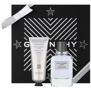 Givenchy Gentlemen Only kit regalo VI eau de toilette 50 ml + balsamo post-rasatura 75 ml
