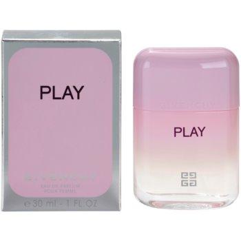 Givenchy Play for Her eau de parfum per donna 30 ml