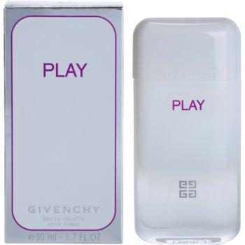 Givenchy Play for Her eau de toilette per donna 50 ml