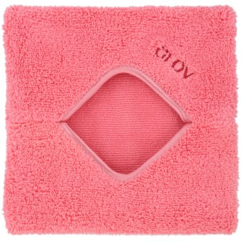 GLOV Hydro Demaquillage Comfort guanto struccante Cheeky Peach (Color Edition, Hypoallergenic)