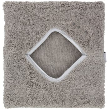 GLOV Hydro Demaquillage Comfort guanto struccante Glam Grey (Color Edition, Hypoallergenic)