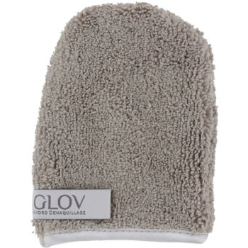 GLOV Hydro Demaquillage On-The-Go guanto struccante Glam Grey (Color Edition, Hypoallergenic)