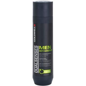 Goldwell Dualsenses For Men shampoo antiforfora per uomo (Recharge Complex Guarana & Caffeine) 300 ml