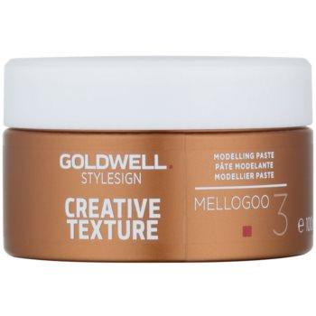 Goldwell StyleSign Creative Texture pasta modellante per capelli (Mellogoo 3) 100 ml