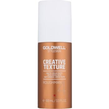 Goldwell StyleSign Creative Texture pasta opacizzante per styling per capelli 4 ( Roughman) 100 ml