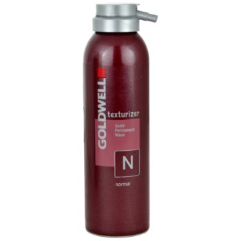 Goldwell Texturizer permanente per capelli normali (N Semi-Permanent Wave) 200 ml