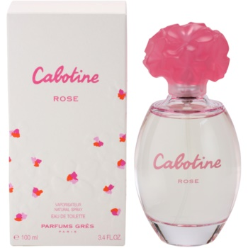 Gres Cabotine Rose eau de toilette per donna 100 ml