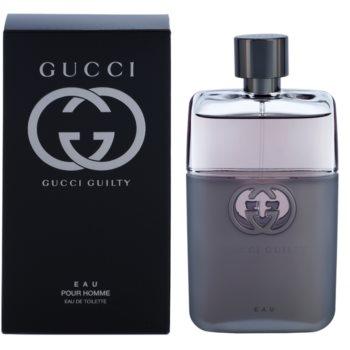 Gucci Guilty Eau Pour Homme eau de toilette per uomo 90 ml
