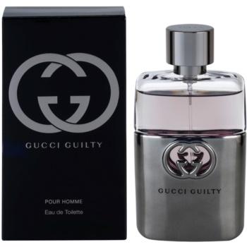 Gucci Guilty Pour Homme eau de toilette per uomo 50 ml