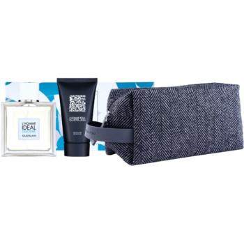 Guerlain L'Homme Ideal Cologne kit regalo IV eau de toilette 100 ml + gel doccia 75 ml + trousse portatrucchi