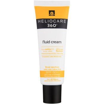 Heliocare 360° crema solare fluida SPF 50+ (Non Comedonic, Alcohol Free, Paraben Free) 50 ml