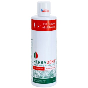 Herbadent Herbal Care collutorio alle erbe (Herbal Care for Your Healthy Teeth and Gums) 400 ml