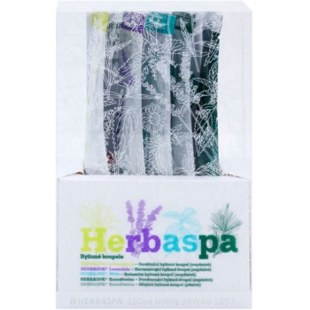 Herbaspa Herbal Care set di cosmetici I.