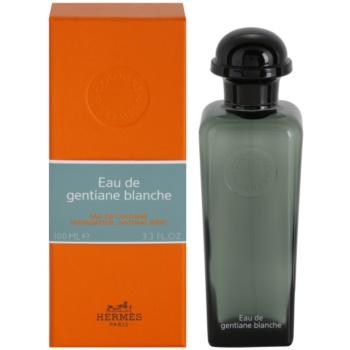 Hermès Eau de Gentiane Blanche acqua di Colonia unisex 100 ml
