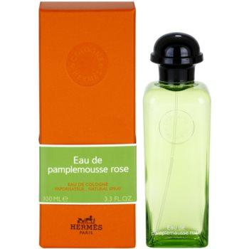 Hermès Eau de Pamplemousse Rose acqua di Colonia unisex 100 ml