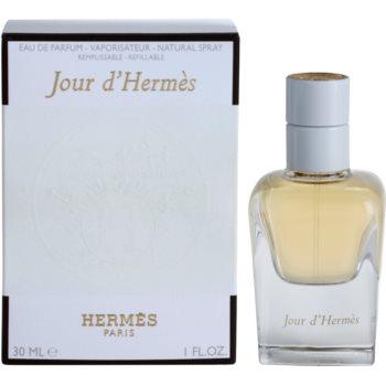 Hermès Jour d´Hermes eau de parfum per donna 30 ml ricaricabile