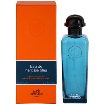 Hermès Eau de Narcisse Bleu acqua di Colonia unisex 100 ml