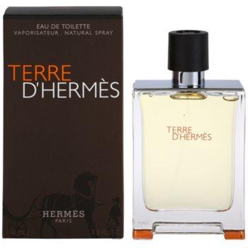 Hermès Terre D'Hermes eau de toilette per uomo 100 ml