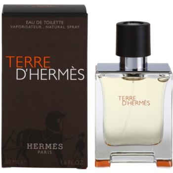 Hermès Terre D'Hermes eau de toilette per uomo 50 ml