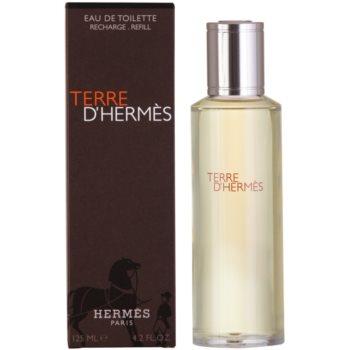 Hermès Terre D'Hermes eau de toilette per uomo 125 ml ricarica