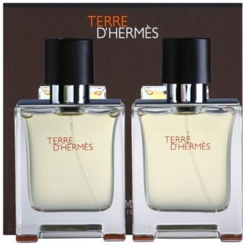 Hermès Terre D'Hermes kit regalo XXI eau de toilette 2 x 50 ml