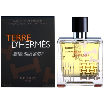 Hermès Terre D'Hermes H Bottle Limited Edition profumo per uomo 75 ml