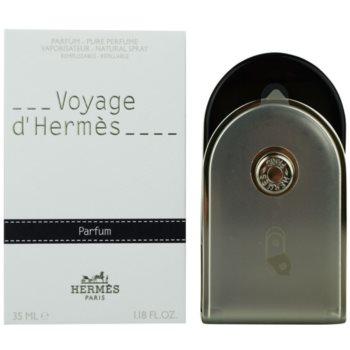 Hermès Voyage d´Hermes profumo unisex 35 ml ricaricabile