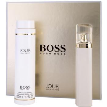 Hugo Boss Boss Jour Pour Femme kit regalo I eau de parfum 75 ml + latte corpo 200 ml
