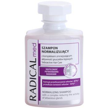 Ideepharm Radical Med Normalize shampoo per capelli e cuoio capelluto grassi 300 ml