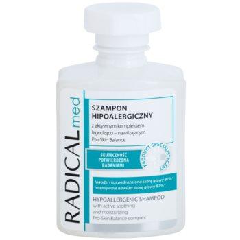 Ideepharm Radical Med Psoriasis shampoo ipoallergenico per cuoi capelluti con psoriasi 300 ml