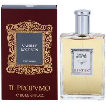 IL PROFVMO Vanille Bourbon eau de parfum unisex 100 ml