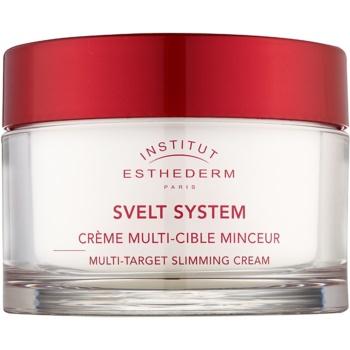 Institut Esthederm Svelt System crema dimagrante anticellulite per rassodare la pelle (Multi-Target Slimming Cream) 200 ml