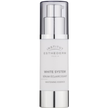 Institut Esthederm White System siero sbiancante intensivo per una pelle uniforme (Time Cellular Care) 30 ml